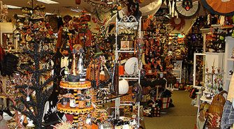 Why are there already Halloween decorations in stores?
